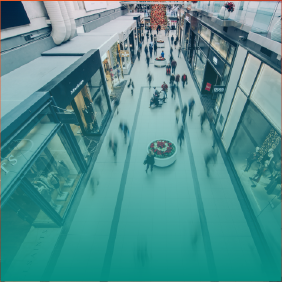 Research realization: The Shopping Malls customer research