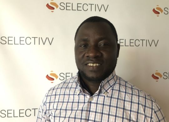 selectivv_kazeem_busari_international_sales_manager
