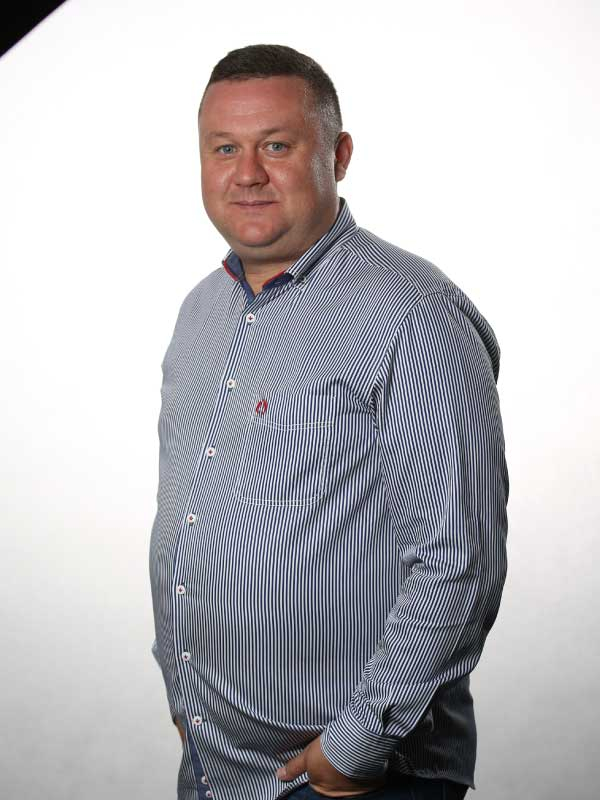 Tomasz Niewiński - Director of Business Development