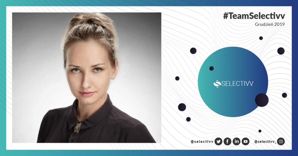 Joanna Jankowska - Business Development Manager
