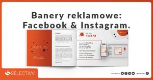 Wizualizacja - booklet specyfikacja banerów na Social Media