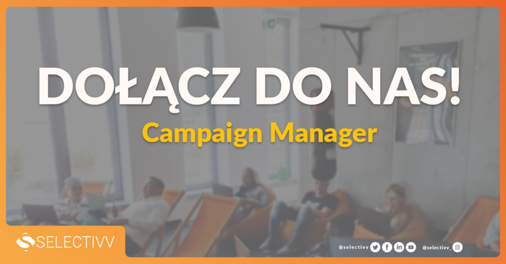 Job Offer - Campaign Manager